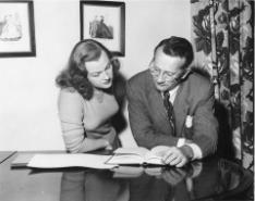 Jo Stafford and Paul Weston