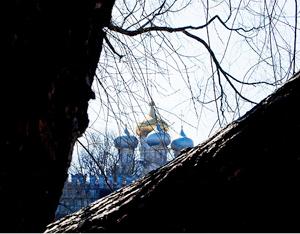 Novadevichy Convent (photo by Kim Barnes)