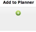 Add to Planner button