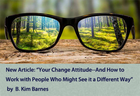 Your Change Attitude