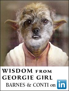 Wisdom from Georgie Girl