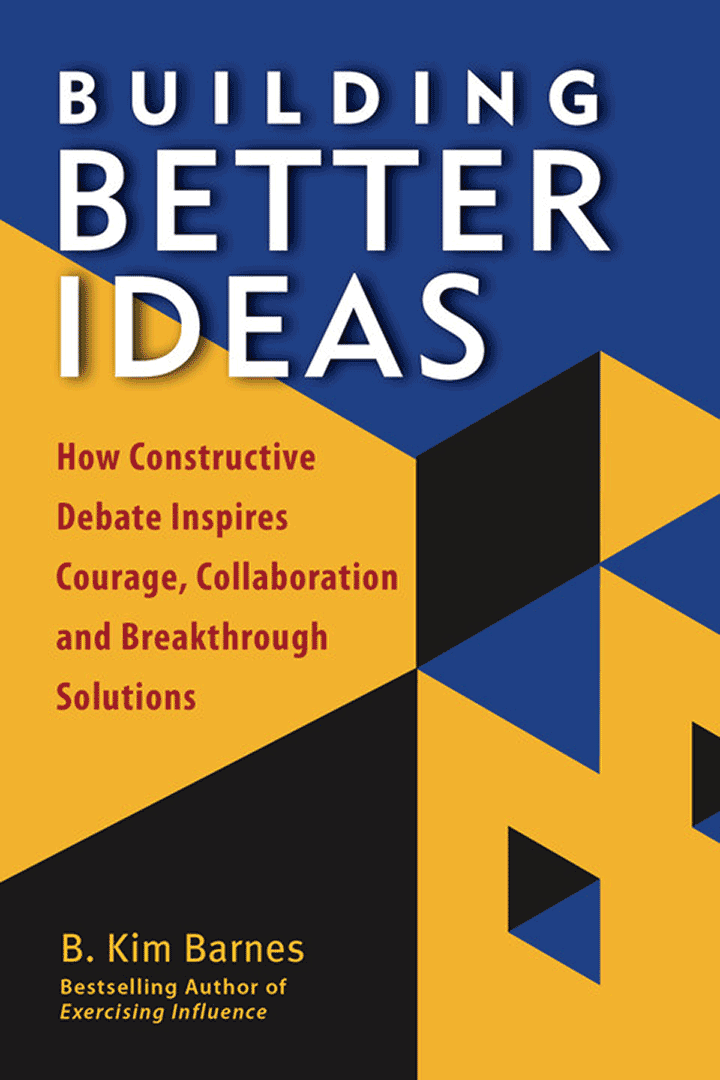 Building Better Ideas Book